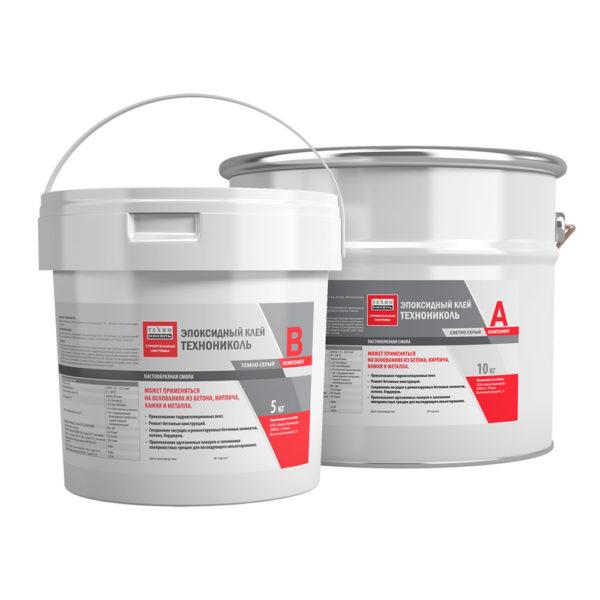 Эпоксидный-клей-Технониколь-(Компонент-А-и-компонент-В)-15-кг